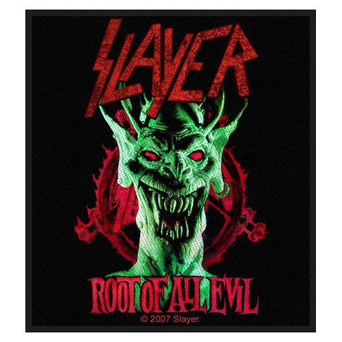 Slayer - Root of the Evil (patch)