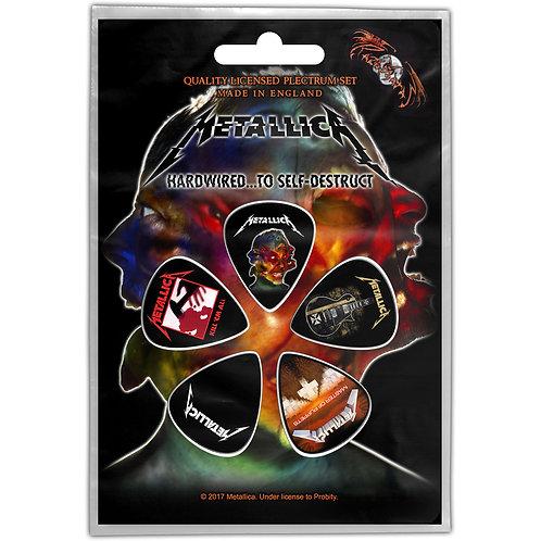 Metallica - Set pene chitară (Hardwired)