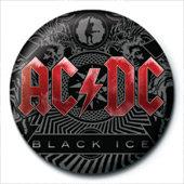 AC/DC - Black Ice (insignă)