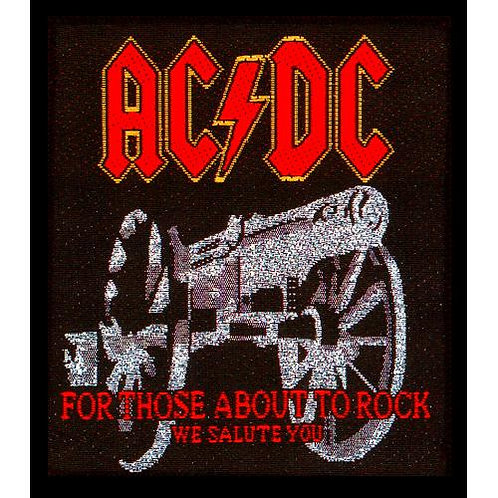 AC/DC - For those about to rock (patch)