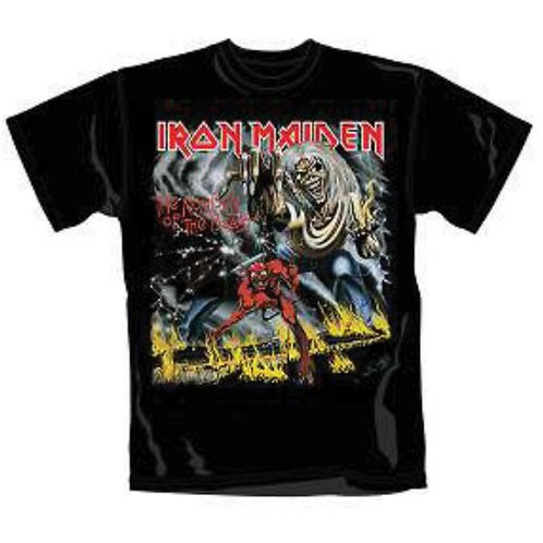 Iron Maiden - Number of the Beast (tricou unisex)