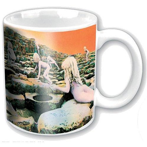 Led Zeppelin - Houses of the Holy (cană ceramică)