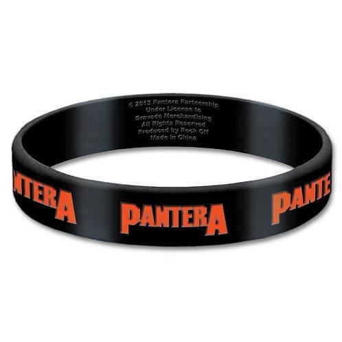 Pantera - Logo (brățară silicon)