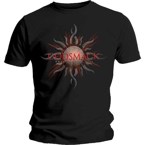 Godsmack - When Legends Rise (tricou unisex)