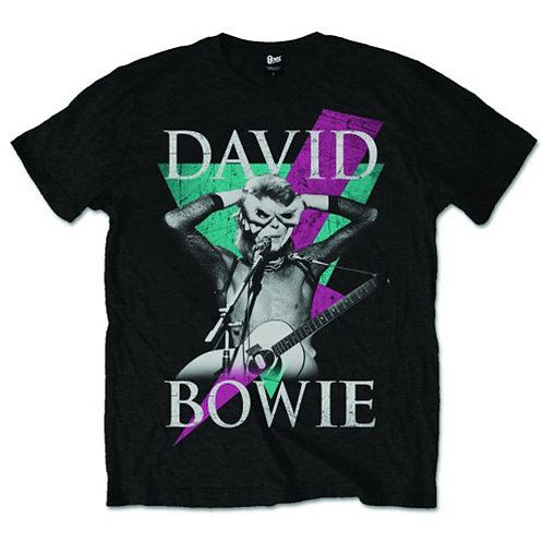 David Bowie - Thunder (tricou unisex)