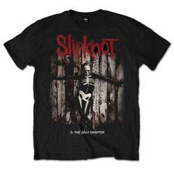 Slipknot - .5: The Gray Chapter Album (tricou unisex)