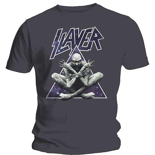 Slayer - Triangle Demon (tricou unisex)