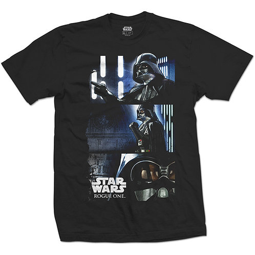 Star Wars - Rogue One Darth Triptych (tricou unisex)