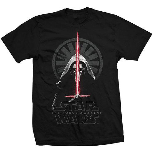 Star Wars - Episode VII Kylo Ren Shadows (tricou unisex)