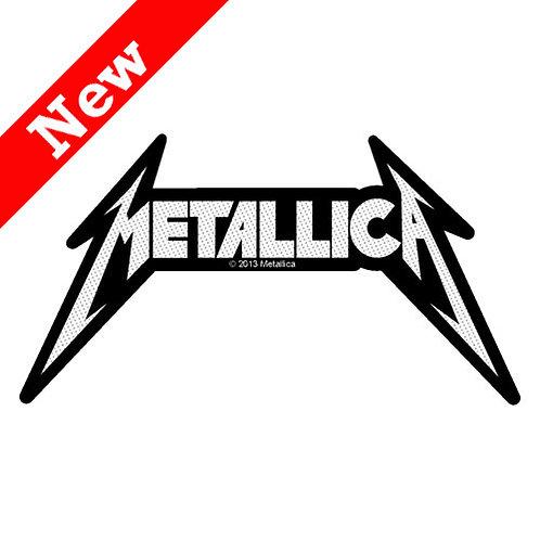 Metallica - Shaped Logo (patch)