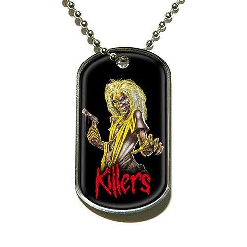 Iron Maiden - Killers (medalion)