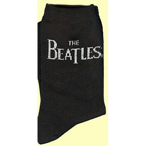 Beatles- Drop T Logo (șosete)