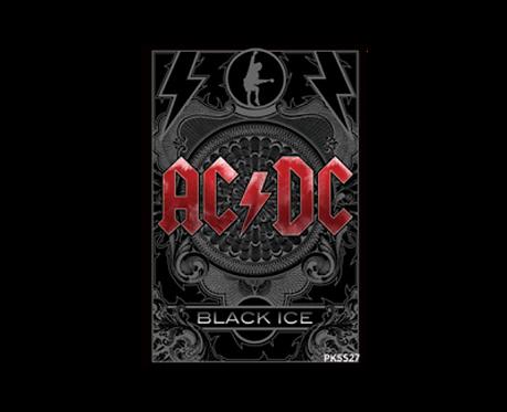 AC/DC - Black Ice (breloc)