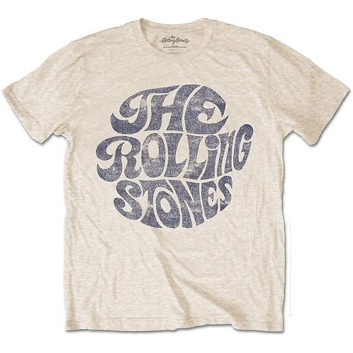 Rolling Stones - Vintage 1970s Logo (tricou unisex)