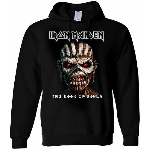 Iron Maiden -The Book of Souls (hanorac unisex)