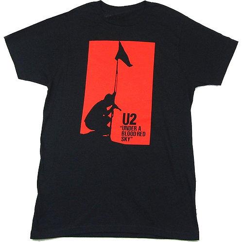 U2 - Blood Red Sky (tricou unisex)