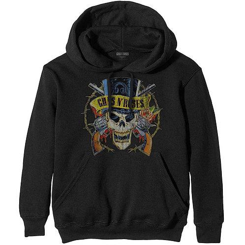 Guns N' Roses -Top Hat (hanorac unisex)