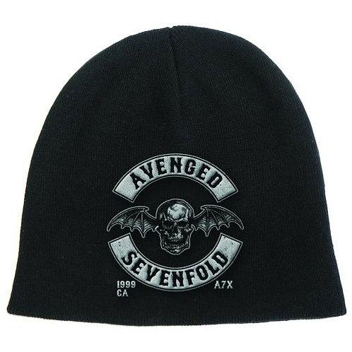 Avenged Sevenfold - Death Bat Crest (fes)