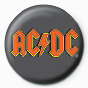 AC/DC - Logo (insignă)