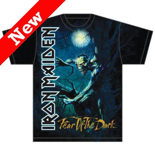 Iron Maiden - Fear of the Dark (tricou unisex)