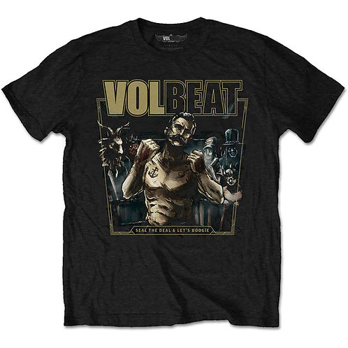 Volbeat - Seal the Deal (tricou unisex)