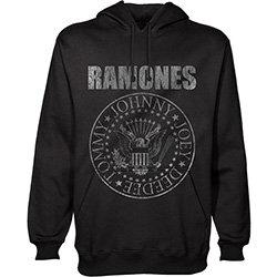 Ramones - Presidential Seal (hanorac unisex)