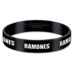 Ramones - Logo (brățară silicon)
