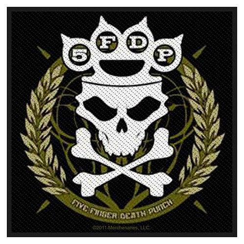 Five Finger Death Punch - Knuckles Crown (patch)