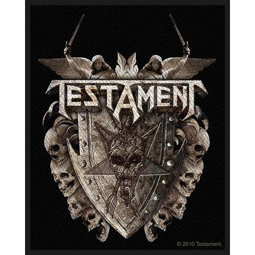 Testament - Shield (patch)