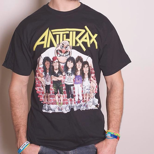 Anthrax - Euphoria Group Sketch