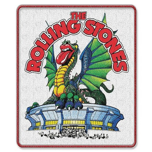 Rolling Stones - Dragon (patch)