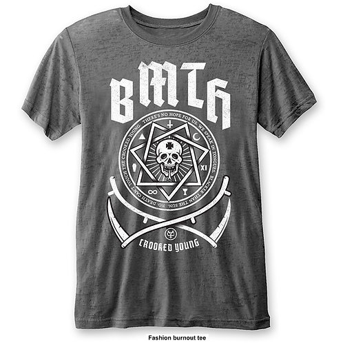 BMTH - Crooked Young (tricou unisex)
