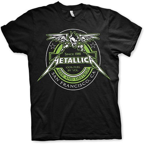 Metallica - Fuel (tricou unisex)