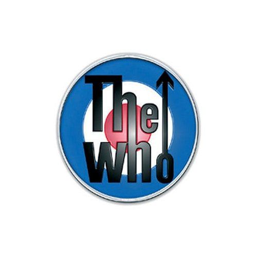 The Who - Target Logo (insignă)