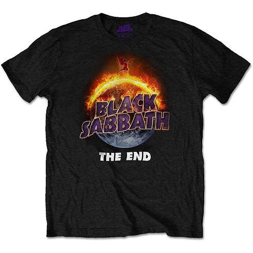 Black Sabbath - The End (tricou unisex)