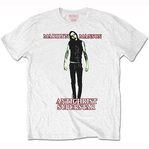 Marilyn Manson - Antichrist (tricou unisex)