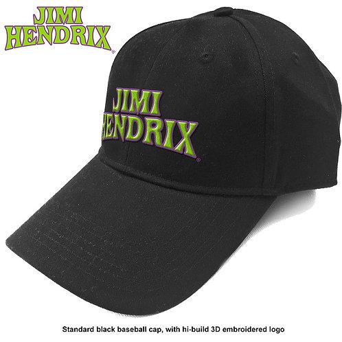 Jimi Hendrix - Arched Logo (șapcă baseball)