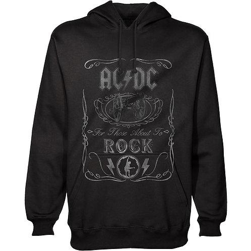 AC/DC - Cannon Swig (hanorac unisex)