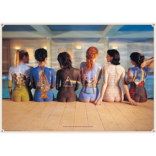 Pink Floyd - Back Catalogue (maxi poster)