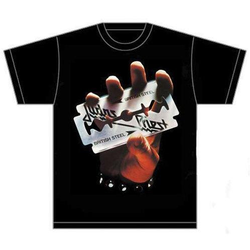 Judas Priest - British Steel (tricou unisex)