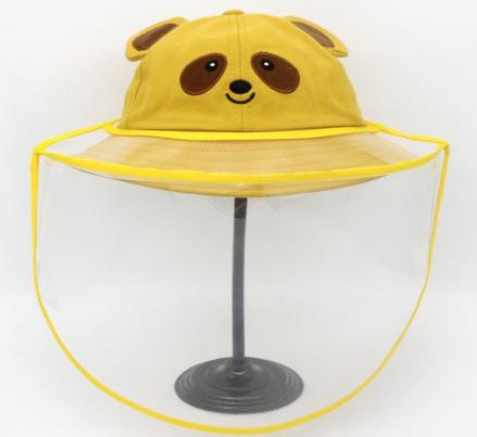 Chapeau Protecteur Ourson