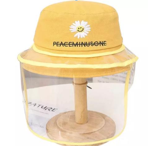 Chapeau Protecteur Marguerite