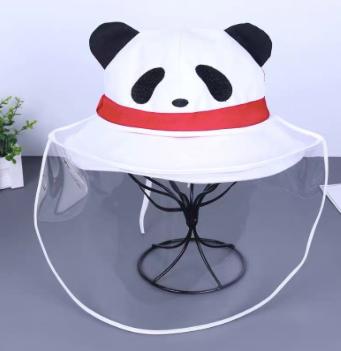 Chapeau protecteur Panda