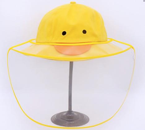Chapeau protecteur Canard