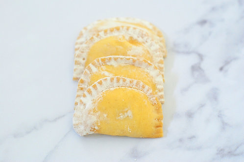 Sweet Potato Agnolotti