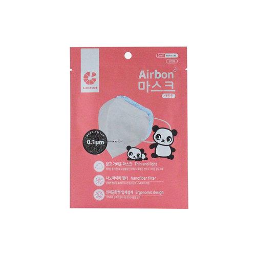 Airbon Nano Face Mask Black Small