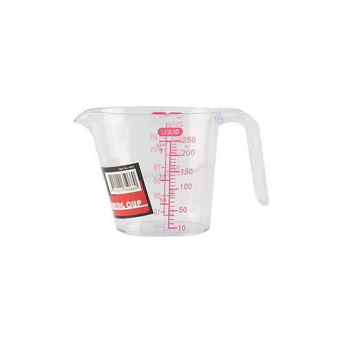 Elite Oblong Acrylic Measuring Cup 1 Cup