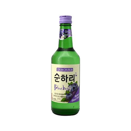 Chum Churum Blueberry 360 ml