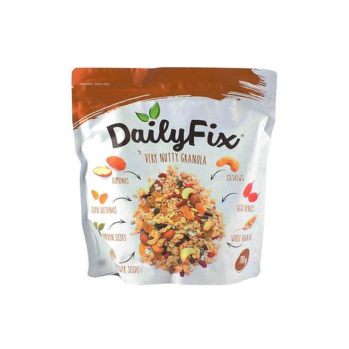 Daily Fix Very Nutty Granola 700g