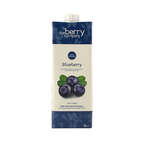 Berry Co. Blueberry Juice 1L